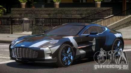 Aston Martin One-77 LS PJ2 для GTA 4