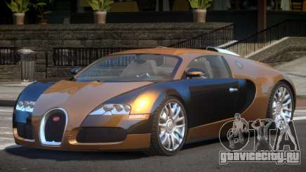 Bugatti Veyron 16.4 RT для GTA 4