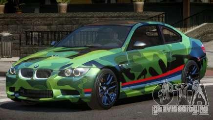 BMW M3 E92 LR PJ3 для GTA 4