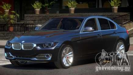 BMW 335i E-Style для GTA 4