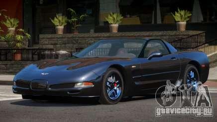 Chevrolet Corvette C5 V1.1 для GTA 4