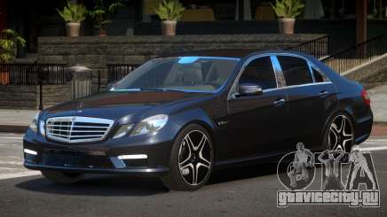Mercedes Benz E63 B-Style для GTA 4