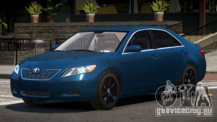 Toyota Camry G-Style для GTA 4