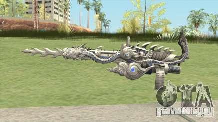 Gatling Gun (Cross Fire) для GTA San Andreas