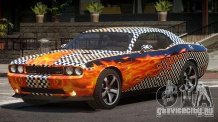 Dodge Challenger GT 392 PJ2 для GTA 4