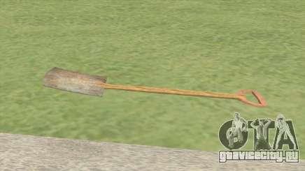 Shovel (GTA SA Cutscene) для GTA San Andreas