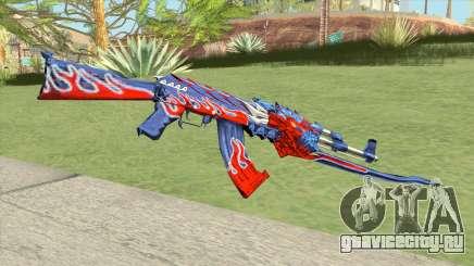 AK-47 (Beast Prime) для GTA San Andreas