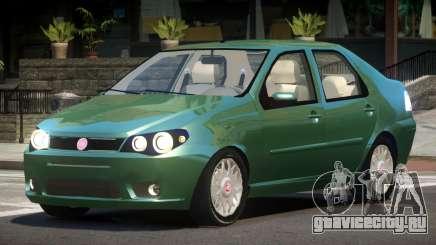 Fiat Albea ST для GTA 4