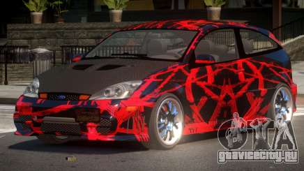 Ford Focus SVT R-Tuning PJ1 для GTA 4