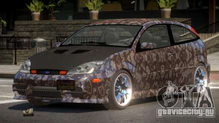 Ford Focus SVT R-Tuning PJ3 для GTA 4