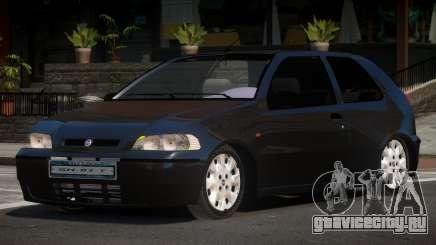 Fiat Palio RS для GTA 4