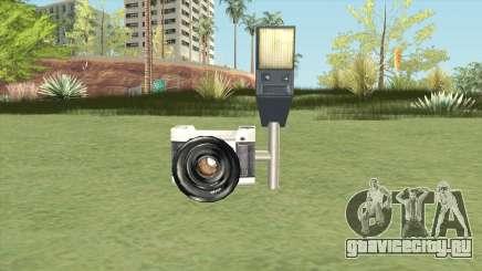 Camera (GTA SA Cutscene) для GTA San Andreas