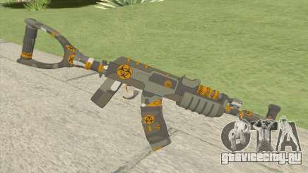 AK-47 (Biohazard) для GTA San Andreas