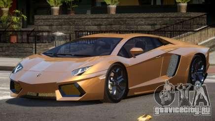 Lamborghini Aventador LP700 RP для GTA 4