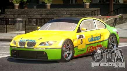 BMW M3 E92 R-Tuning PJ5 для GTA 4