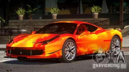 Ferrari 458 Qz PJ3 для GTA 4