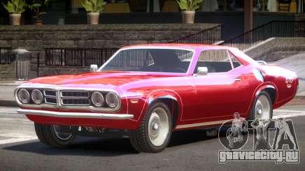 Pontiac GTO Custom для GTA 4