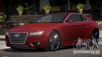 Audi S5 CSB для GTA 4