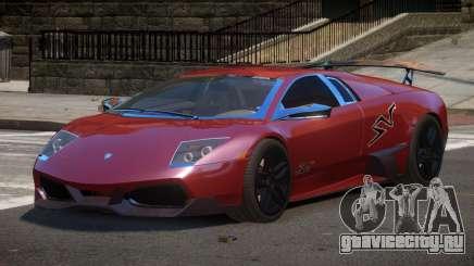 Lamborghini Murcielago LP670 для GTA 4