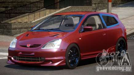 Honda Civic Type R-Tuned для GTA 4