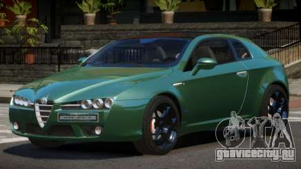 Alfa Romeo Brera LT для GTA 4