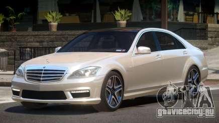 Mercedes-Benz S65 ES для GTA 4