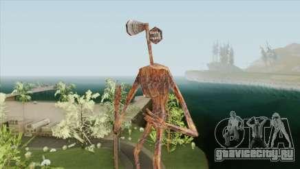 Siren Head для GTA San Andreas