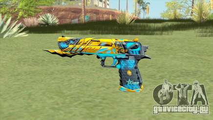 Desert Eagle - Born Beast (CFS 2018: Cross Fire) для GTA San Andreas