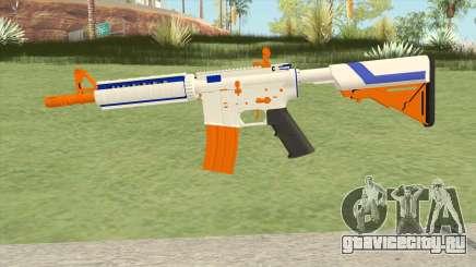 M4A4 (Nerfed) для GTA San Andreas