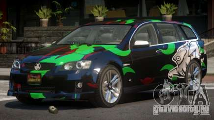 Holden VE Commodore RT PJ5 для GTA 4
