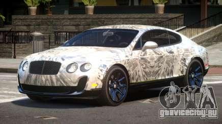 Bentley Continental RT PJ4 для GTA 4