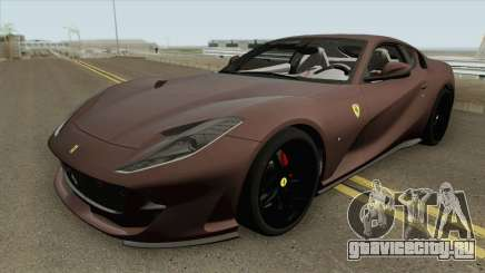 Ferrari 812 Superfast (HQ) для GTA San Andreas