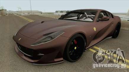 Ferrari 812 Superfast (HQ) для GTA San Andreas