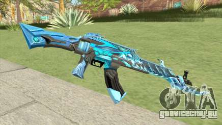 AK-47 (Unicorn Ice) для GTA San Andreas