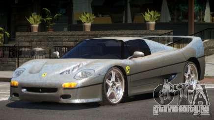 Ferrari F50 V1.0 для GTA 4