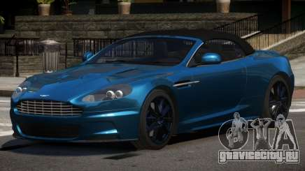 Aston Martin DBS RT для GTA 4