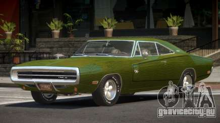 Dodge Charger 440 PJ6 для GTA 4