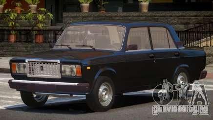VAZ 2107 Stock V2.1 для GTA 4
