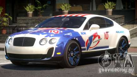 Bentley Continental RT PJ6 для GTA 4