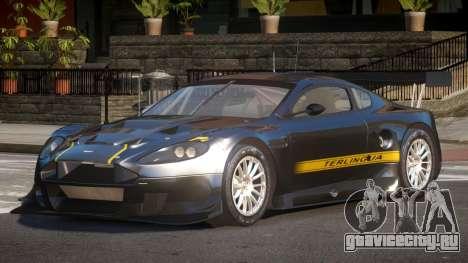 Aston Martin DBR9 G-Sport PJ4 для GTA 4
