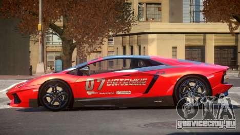 Lamborghini Aventador LP700-4 GS PJ6 для GTA 4