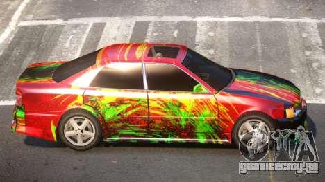 Toyota Chaser LR PJ6 для GTA 4
