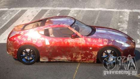 Nissan 370Z G-Style PJ4 для GTA 4