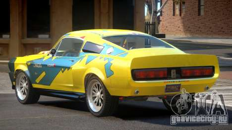 Shelby GT500 R-Tuning PJ4 для GTA 4