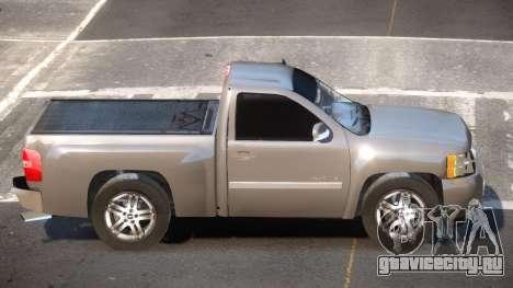 Chevrolet Silverado RT для GTA 4