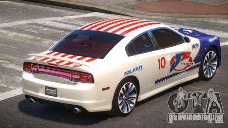 Dodge Charger SR-Tuned PJ2 для GTA 4