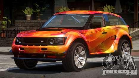 Land Rover Bowler RT PJ3 для GTA 4