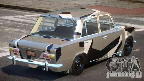 VAZ 2101 BS PJ4 для GTA 4