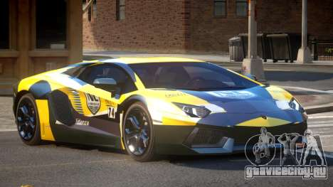 Lamborghini Aventador G-Tuned PJ2 для GTA 4