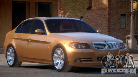 BMW M3 E90 V1.1 для GTA 4